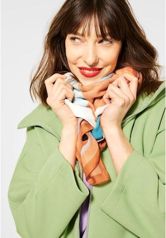 STREET ONE Schal, im Colourblock Design kaufen