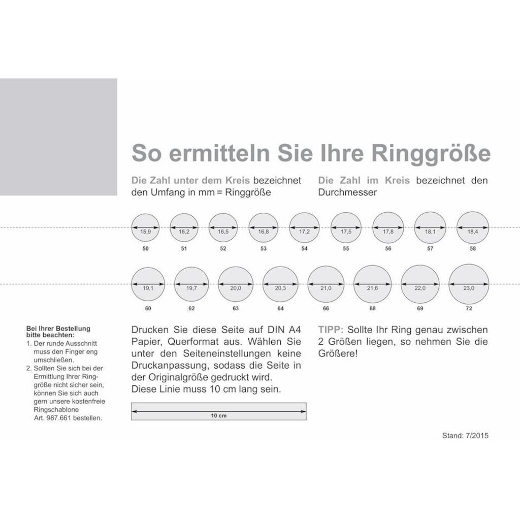 THOMAS SABO Silberring »TR2099-051-14«, mit Zirkonia