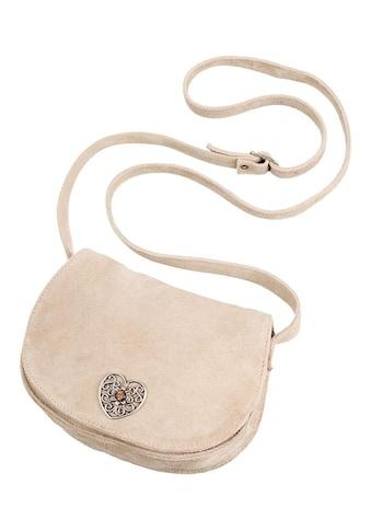 Kabe Leder Accessoires Trachtentasche, mit Applikation kaufen