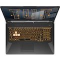Asus Gaming-Notebook »TUF Gaming A17 FA706QE«, ( 512 GB SSD)