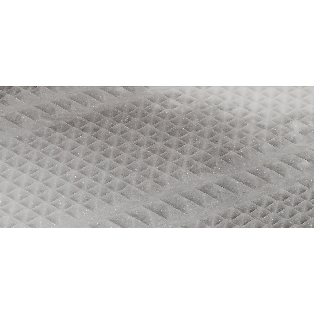 BeCo EXCLUSIV Komfortschaummatratze »HS 1900«, (1 St.), Machen Sie sich fit und gesund, Tag und Nacht