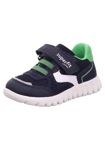 Superfit Sneaker »Sport7 Mini WMS Weiten-Messsystem: mittel«, mit kleinen Reflektoren kaufen