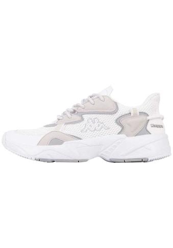 Kappa Sneaker »CRUMPTON«, mit praktischer Fersenlasche<br /> kaufen