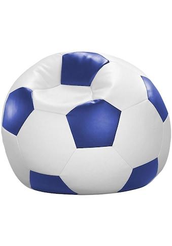 Home affaire Sitzsack »Fußball«, in 5 Farben kaufen