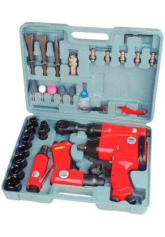 Brüder Mannesmann Werkzeuge Werkzeugset, (33 St.), Druckluft-Set kaufen