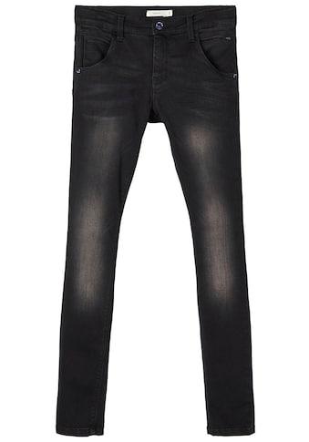 Name It Stretch-Jeans »NITCLAS XSL/XSL DNM PANT«, mit Teilungsnähten kaufen