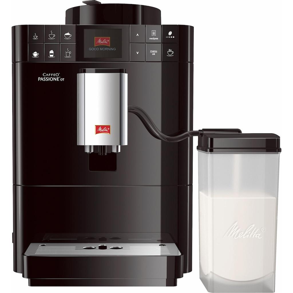 Melitta Kaffeevollautomat »Caffeo® Passione® OT F53/1-102«, mit Direktbezugstasten
