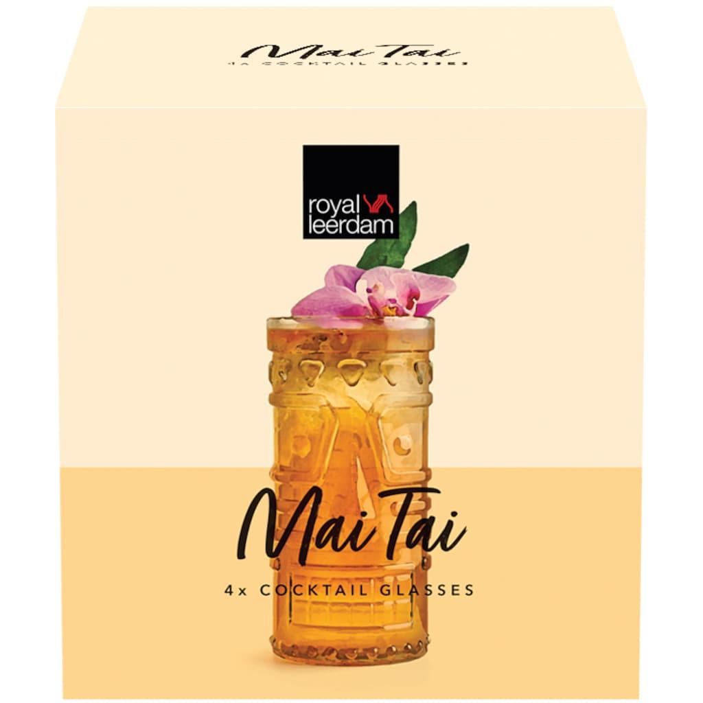 van Well Cocktailglas »Mai Tai«, (Set, 4 tlg.), Inhalt 490 ml, im Geschenkkarton