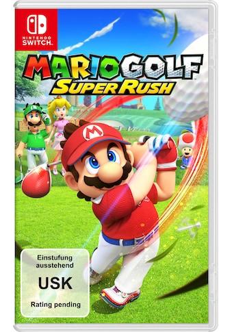 Nintendo Switch Spiel »Mario Golf: Super Rush«, Nintendo Switch kaufen