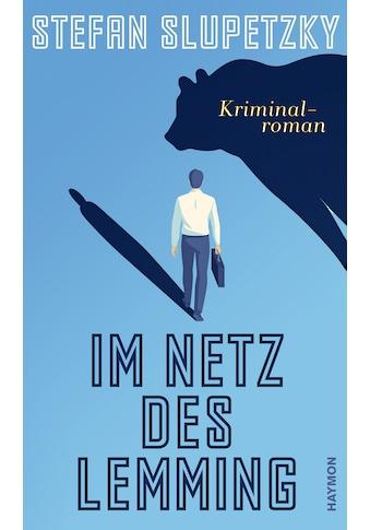 Buch »Im Netz des Lemming / Stefan Slupetzky« kaufen