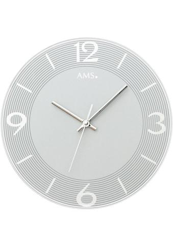 AMS Wanduhr »W9571« kaufen