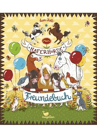 Buch »Mein Haferhorde-Freundebuch / Suza Kolb, Nina Dulleck« kaufen