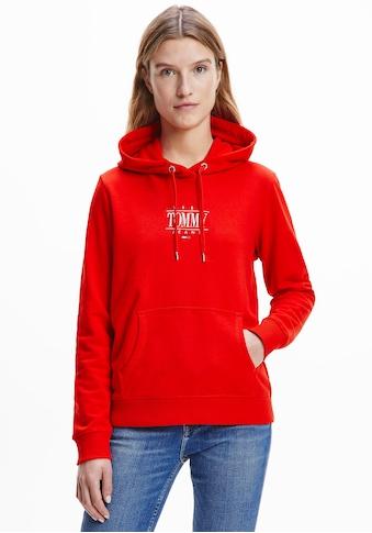 Tommy Jeans Kapuzensweatshirt »TJW REG ESSENTIAL LOGO 1 HOODIE«, mit Tommy Jeans... kaufen
