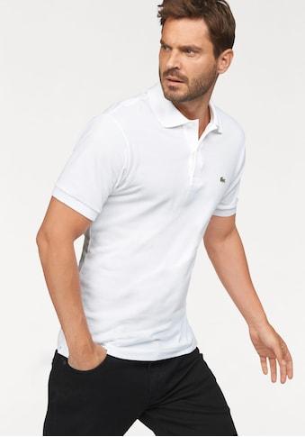 Lacoste Poloshirt, Piqué kaufen