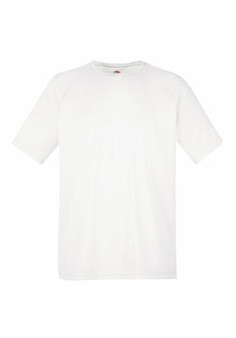 Fruit of the Loom T-Shirt »Performance Sportwear für Männer« kaufen
