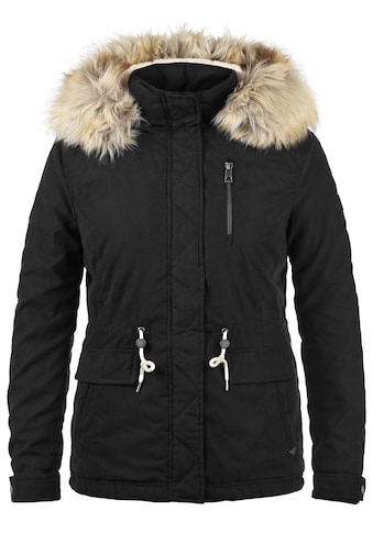 Vero Moda Parka »Fura«, warme Jacke mit abnehmbarem Kunstfellkragen kaufen