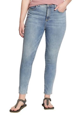 Eddie Bauer 5-Pocket-Jeans, Voyager Jeans - High Rise - Skinny kaufen