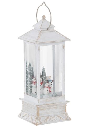 KONSTSMIDE,LED Laterne»Schneemänner«, kaufen