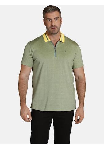 Charles Colby Poloshirt »EARL CARANTEC«, bequemer Streifen-Jersey kaufen