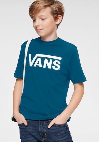 Vans T-Shirt »VANS CLASSIC BOYS« kaufen