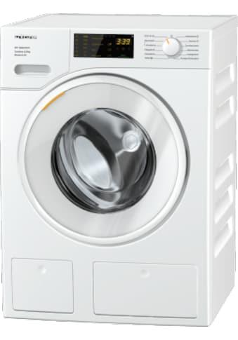 Miele Waschmaschine, WSD663 WCS Tdos, 8 kg, 1400 U/min kaufen