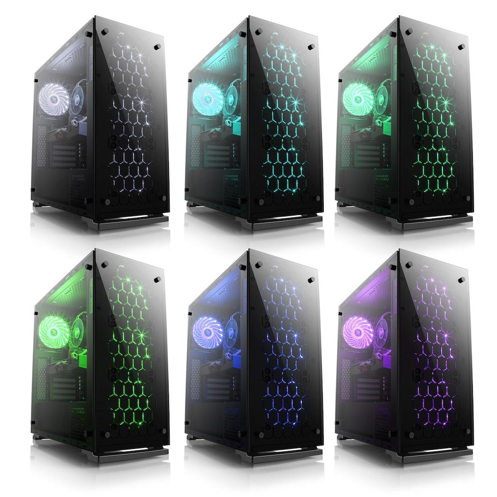 CSL Gaming-PC »Levitas T8481 Windows 10 Home«