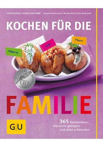 Buch »Kochen für die Familie / Susanne Bodensteiner, Dagmar von Cramm, Martina... kaufen