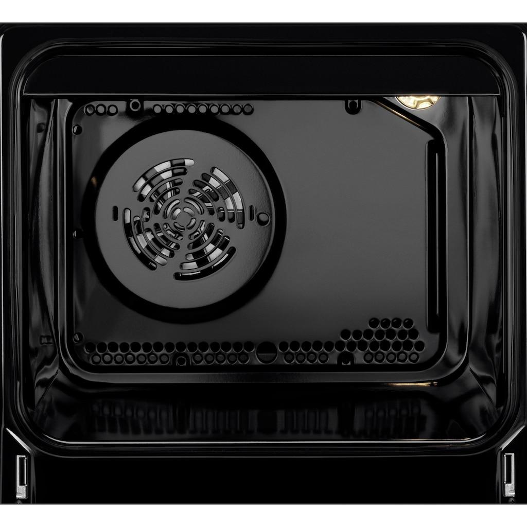 AEG Induktions-Standherd »CIB56400BW«, SteamBake – Feuchtigkeitszugabe