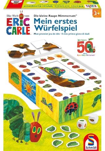 Schmidt Spiele Spiel »Die kleine Raupe Nimmersatt, Mein erstes Würfelspiel«, Made in Germany kaufen