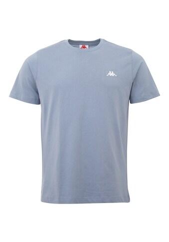 Kappa T-Shirt »ILJAMOR«, mit glossy Logoprint<br /> kaufen
