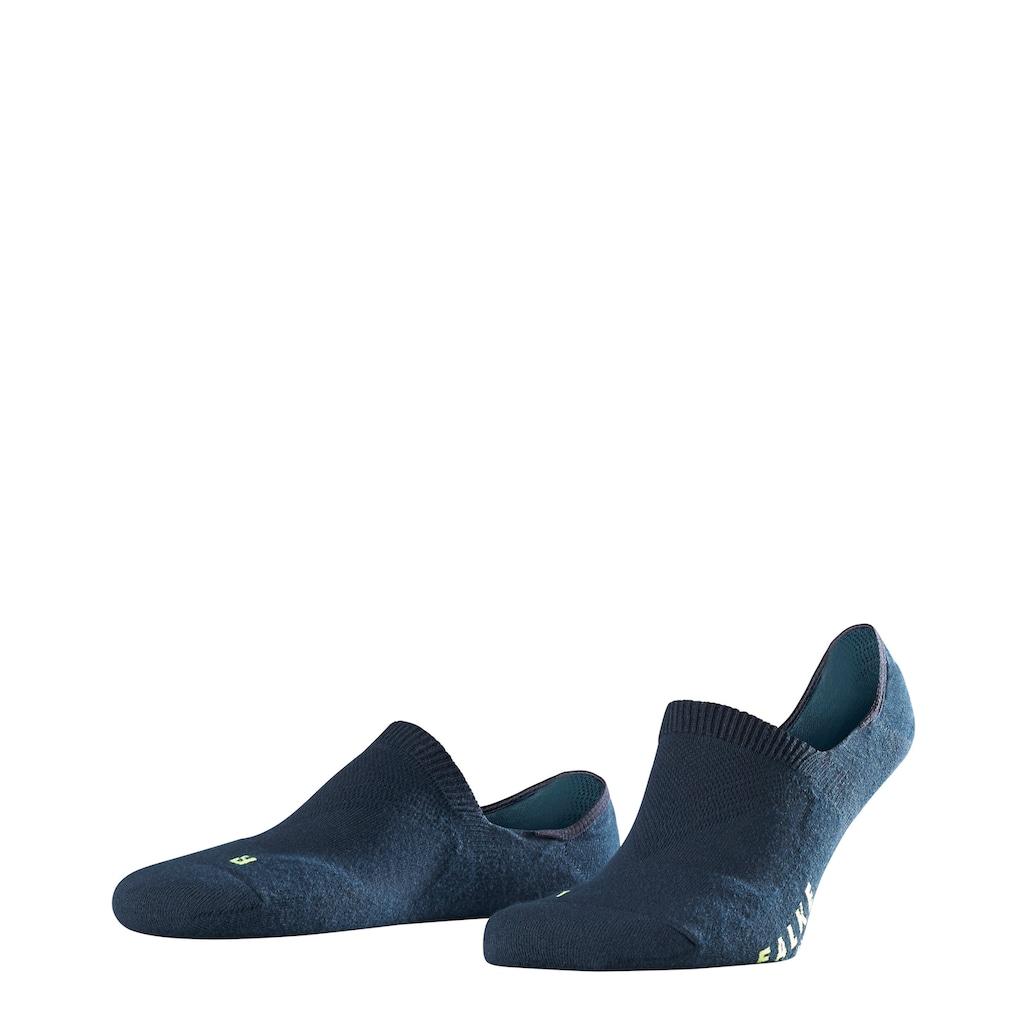 FALKE Füßlinge »Cool Kick«, (1 Paar), mit ultraleichter Plüschsohle