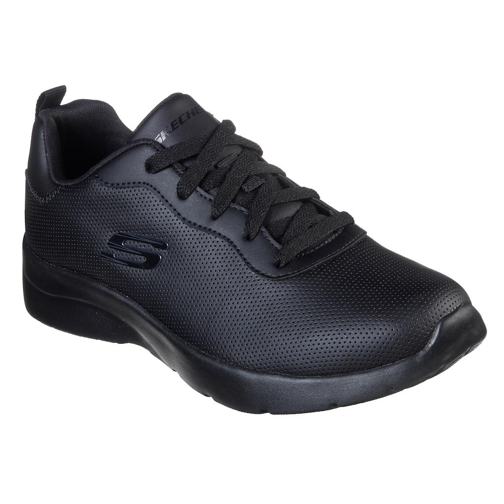 Skechers Sneaker »DYNAMIGHT 2.0 - EAZY FEELZ«, mit feiner Perforation