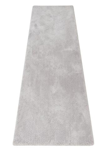 my home Hochflor-Läufer »Magong«, rechteckig, 25 mm Höhe, besonders weich durch Microfaser kaufen