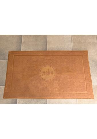 WEKA Badematte BxL: 60x90 cm kaufen