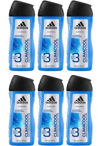 adidas Performance Duschcreme »Climacool 3in1«, (Spar-Set, 6 tlg.), für Männer kaufen