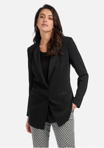 Anna Aura Jackenblazer »Blazer«, mit glänzendem Revers kaufen