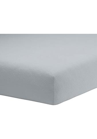 Schlafgut Spannbettlaken »Frottee-Stretch«, extra voluminös kaufen