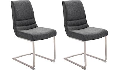 MCA furniture Freischwinger »MONTERA«, Stuhl belastbar bis 140 Kg kaufen
