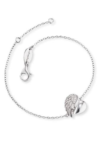 Engelsrufer Silberarmband »Little magic, ARMBAND HERZFLÜGEL SILBER RHODINIERT,... kaufen