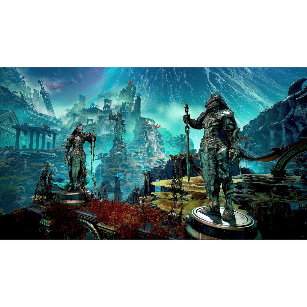 Gearbox Publishing Spiel »Godfall: Deluxe Edition«, PlayStation 5