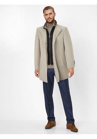 S4 Jackets Wollmantel »Newton«, slim Fit kaufen