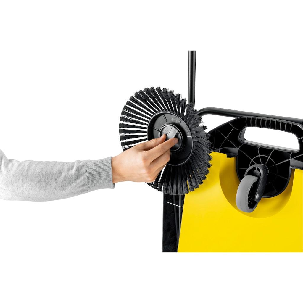 KÄRCHER Handkehrmaschine »S 4«, mit Seitenbesen