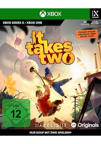 Electronic Arts Spiel »It Takes Two«, Xbox One kaufen