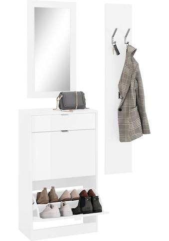 borchardt Möbel Garderoben-Set »Jella«, (Set, 3 tlg.) kaufen