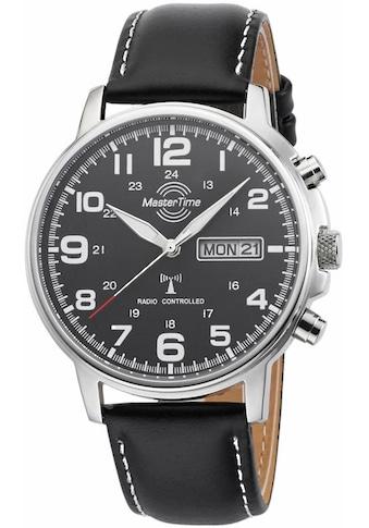 MASTER TIME Funkuhr »Specialist,MTGA-10624-22L« kaufen