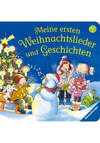 Buch »Meine ersten Weihnachtslieder und Geschichten / Frauke Nahrgang, ZORA« kaufen