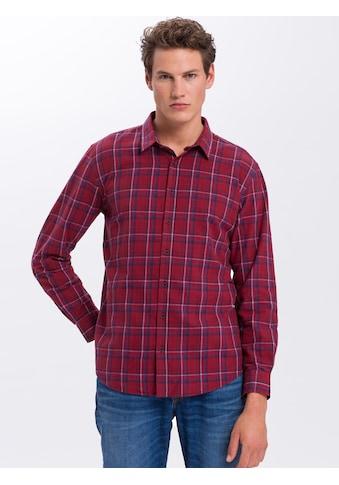 Cross Jeans® Langarmhemd »35303«, Kariert kaufen