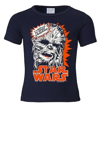 LOGOSHIRT T-Shirt mit tollem Retro-Aufdruck kaufen