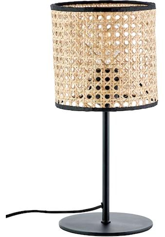 COUCH♥ Tischleuchte »feines Geflecht«, E27, 1 St., Tischlampe mit Wiener Geflecht... kaufen