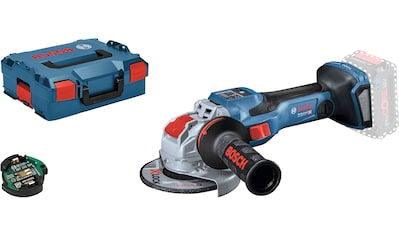 Bosch Professional Akku-Winkelschleifer »GWX 18V-15 SC 125mm (L) solo CLC« kaufen